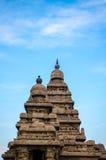 Seashore Temple, Mahabalipuram Stock Photography