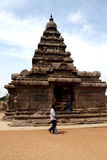 Seashore Temple, Mamallapuram Stock Image