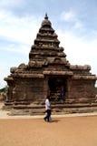 Seashore Temple, Mamallapuram Stock Image