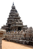 Seashore Temple, Mamallapuram Stock Photography