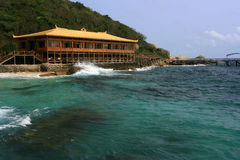 Seaside Royalty Free Stock Photo