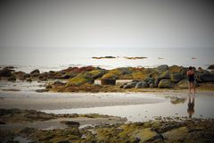 seaside imagem de stock royalty free