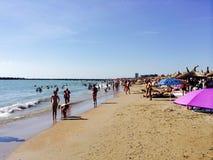 seaside Photo libre de droits