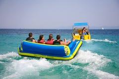 Seaside amusement Royalty Free Stock Photo
