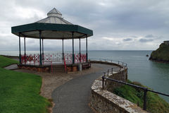 Seaside Bandstand Royalty Free Stock Photos