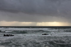 Free Seaside Before Storm Stock Images - 19183554