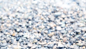 Seaside blur texture Stock Photos