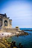 Seaside Casino. On the Black Sea shore, Constantza, Romania Stock Images