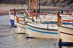 Seaside city Cadaques, Catalonia, Spain Royalty Free Stock Photo