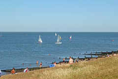 Seaside Fun Stock Images