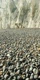 Seaside gravel Royalty Free Stock Photo