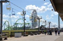 Free Seaside Heights Royalty Free Stock Image - 158980536