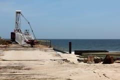 Seaside Heights Boardwalk Stock Photo