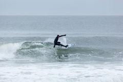 Seaside Heights Surfers Royalty Free Stock Photos