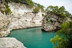 Seaside hideaway Royalty Free Stock Image