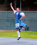 Seaside Highland Games Royalty Free Stock Image