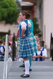 Seaside Highland Games Royalty Free Stock Photos