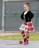 Seaside Highland Games Stock Image