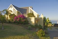 Seaside Home stock photos