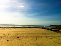 Seaside Ireland Stock Image