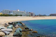 Seaside in Kobe Royalty Free Stock Image