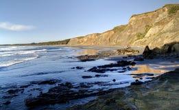 Seaside landscape Stock Image