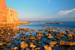 Free Seaside Landscape Royalty Free Stock Images - 6460019