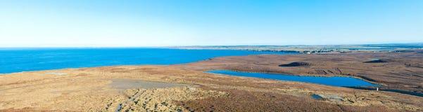 Seaside landscape Royalty Free Stock Image