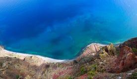 Seaside landscape Stock Images