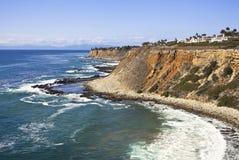 Seaside in Los Angeles Royalty Free Stock Image