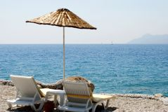 Seaside Lykia World, Olu Deniz Royalty Free Stock Photo