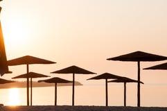 Seaside morning Royalty Free Stock Photography