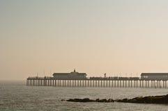 Seaside Pier Royalty Free Stock Photos