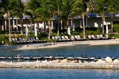 Seaside Resort Royalty Free Stock Photography