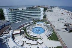 Seaside resort Royalty Free Stock Images