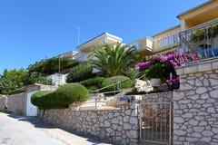 Seaside resort Royalty Free Stock Image