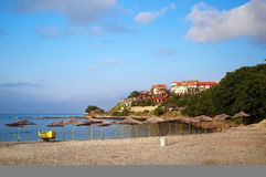 Seaside resort Nesebar Stock Image