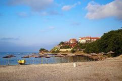 Seaside resort Nesebar Royalty Free Stock Photo