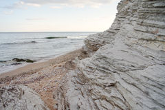 Seaside rocks Royalty Free Stock Image
