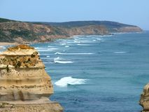 Great Ocean Road. Royalty Free Stock Image