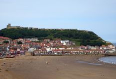 Seaside scenery England Royalty Free Stock Photos