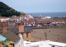 Seaside scenery England Stock Photos