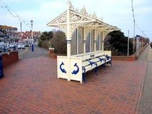 Seaside Shelter. Stock Photography