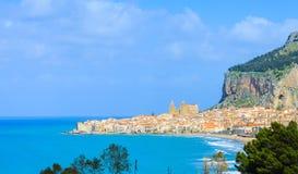 Seaside on Sicily island Stock Images