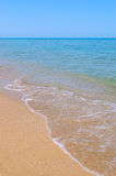 Seaside in summer Royalty Free Stock Photography