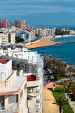 Seaside of Torrevieja city. Royalty Free Stock Image