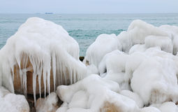 Seaside in Varna Royalty Free Stock Photo