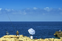 Malta, Seaside view  Royalty Free Stock Photo