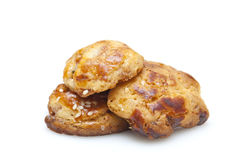 Seasome pork cakes Royalty Free Stock Photo