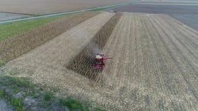 Harvester stock video footage